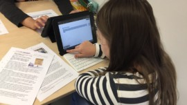 CLC Blog: Co-creating a digital portfolio for a primary school: case study and insights for teachers and edtech startups