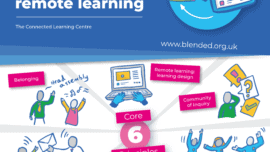 Online safety in a remote or blended education context